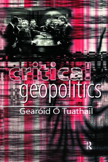 Critical Geopolitics book cover