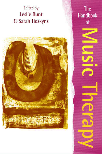 The Handbook of Music Therapy book cover