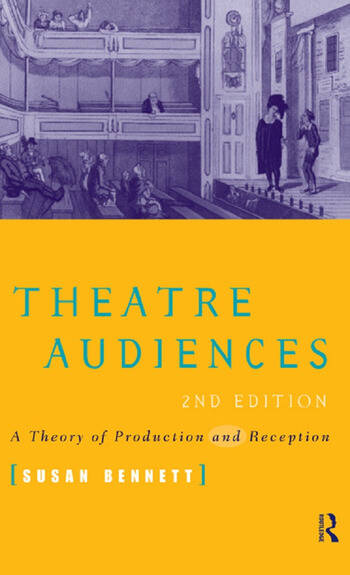 Theatre Audiences book cover