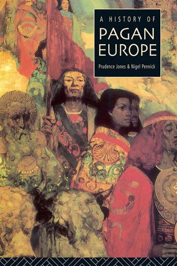 A History of Pagan Europe book cover
