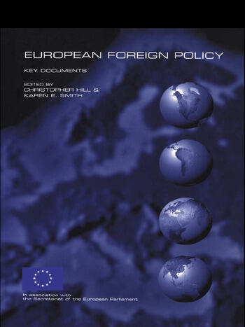 European Foreign Policy Key Documents book cover