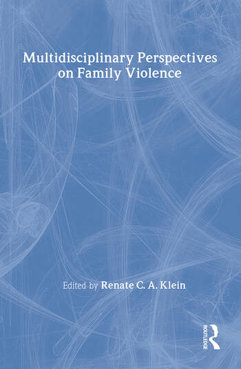 Multidisciplinary Perspectives on Family Violence book cover