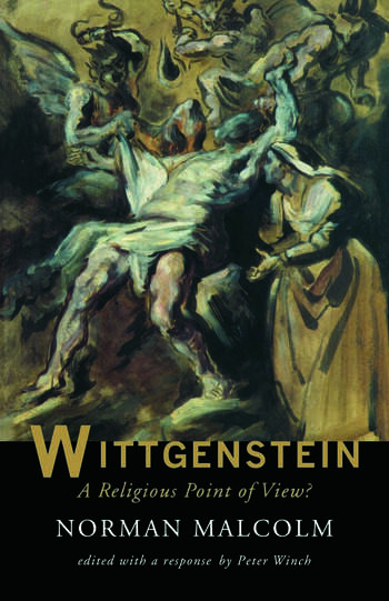 Wittgenstein: A Religious Point Of View? book cover