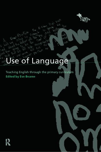 Use of Language Across the Primary Curriculum book cover