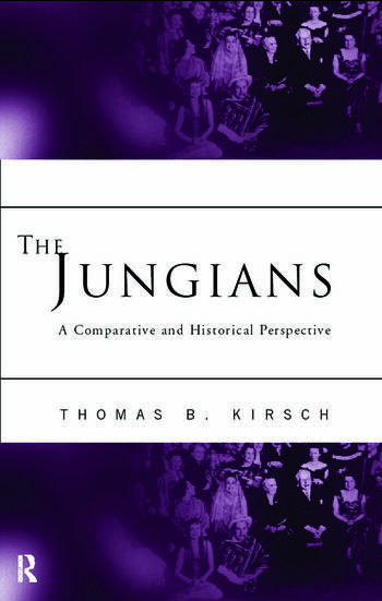 The Jungians A Comparative and Historical Perspective book cover
