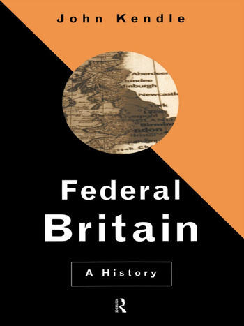 Federal Britain A History book cover