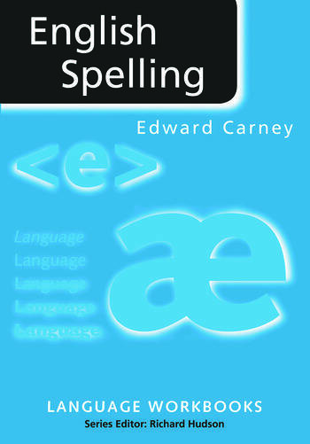 English Spelling book cover