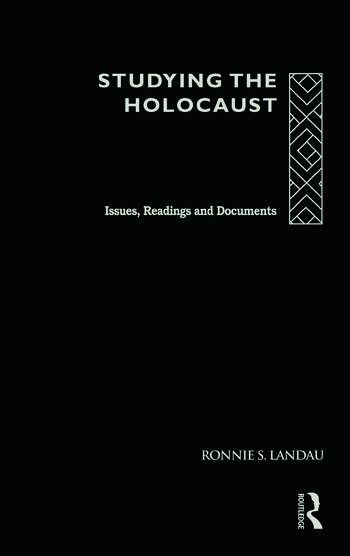 a study on the history of the holocaust The holocaust (also called ha-shoah in hebrew) refers to the period from january 30, 1933 - when adolf hitler became chancellor of germany - to may 8, 1945, when the war in europe officially ended during this time, jews in europe were subjected to progressively harsher persecution that ultimately led to the murder of 6,000,000 jews (15 million of these being children) and the destruction of.