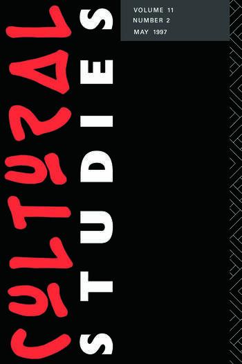 Cultural Studies 11.2 book cover