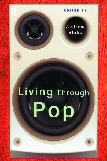 Living Through Pop book cover