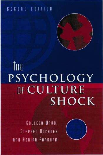 Psychology Culture Shock book cover
