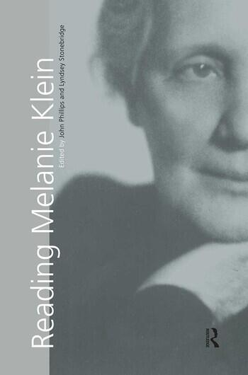 Reading Melanie Klein book cover