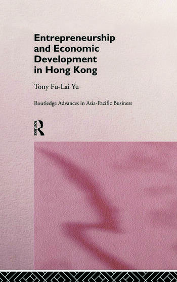 Entrepreneurship and Economic Development in Hong Kong book cover