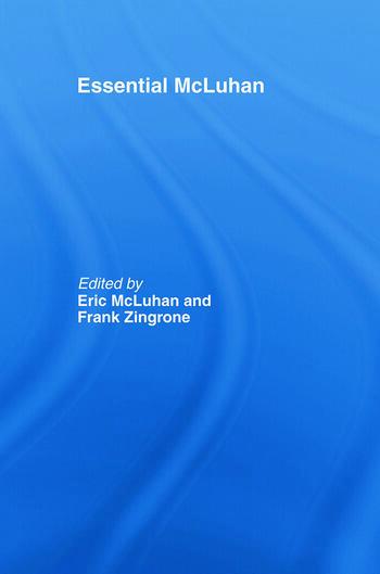 Essential McLuhan book cover