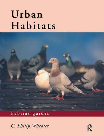 Urban Habitats book cover