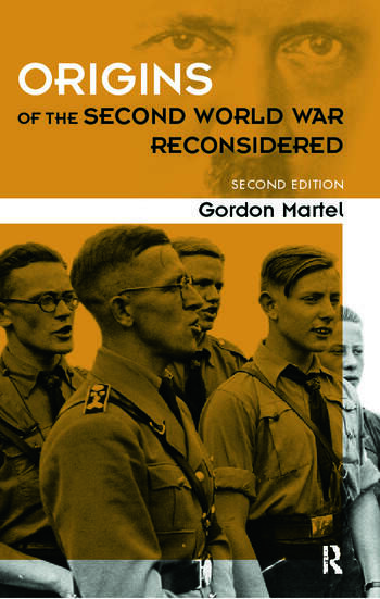 Origins of the Second World War Reconsidered book cover