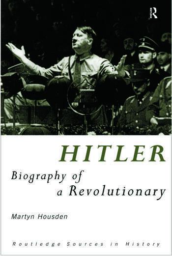Hitler Study of a Revolutionary? book cover