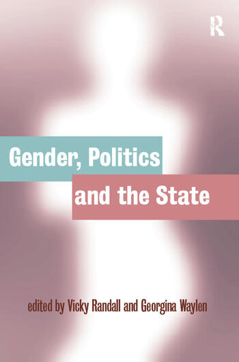 Gender, Politics and the State book cover