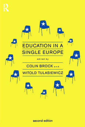 Education in a Single Europe book cover