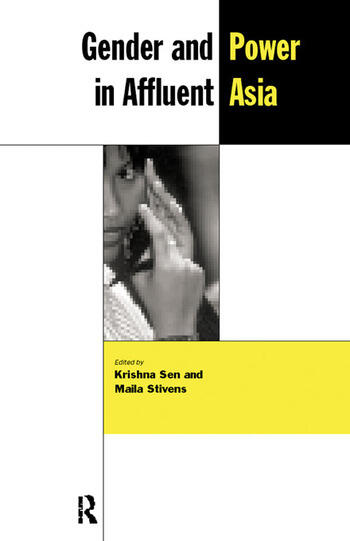 Gender and Power in Affluent Asia book cover
