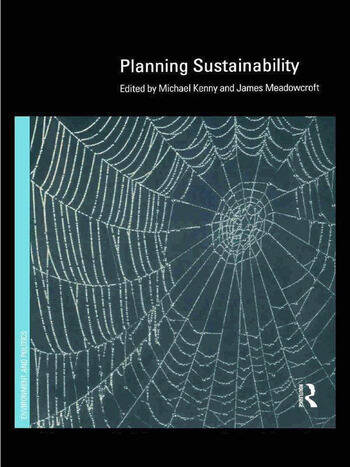 Planning Sustainability book cover