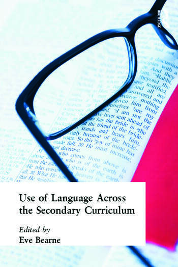 Use of Language Across the Secondary Curriculum book cover