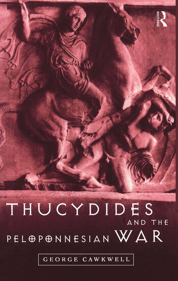 Thucydides and the Peloponnesian War book cover
