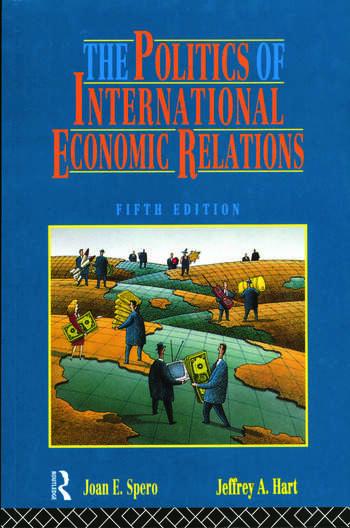 The Politics of International Economic Relations book cover