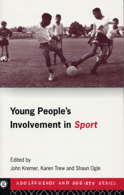 Young People's Involvement in Sport book cover