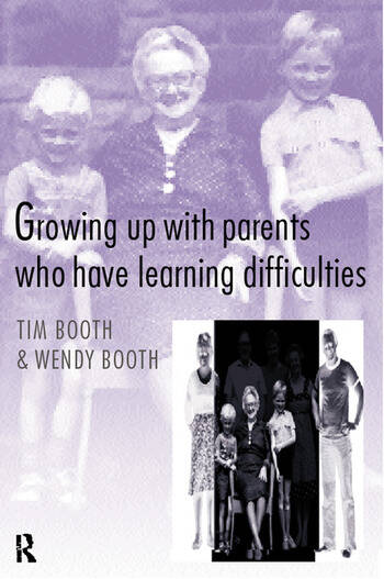 Growing up with Parents who have Learning Difficulties book cover