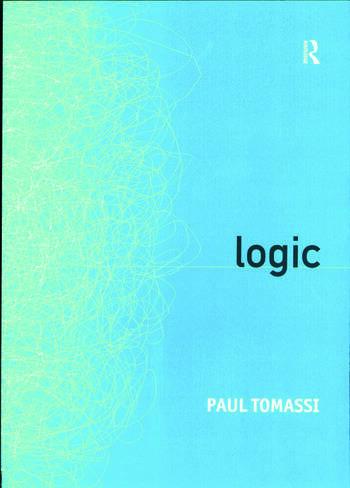 Logic book cover