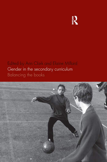 Gender in the Secondary Curriculum Balancing the Books book cover
