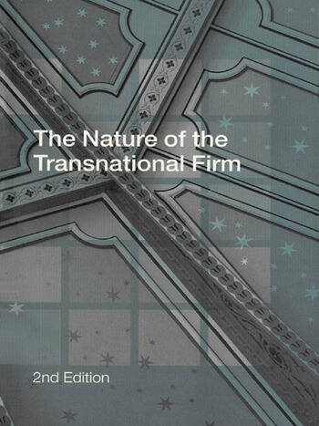 The Nature of the Transnational Firm book cover