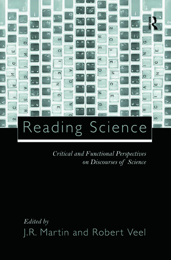 Reading Science Critical and Functional Perspectives on Discourses of Science book cover