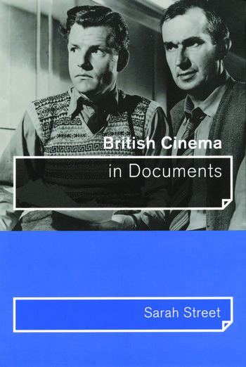 British Cinema in Documents book cover