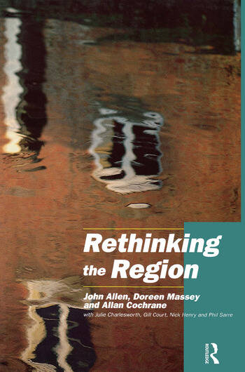 Rethinking the Region Spaces of Neo-Liberalism book cover