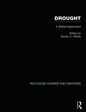 Droughts A Global Assesment book cover