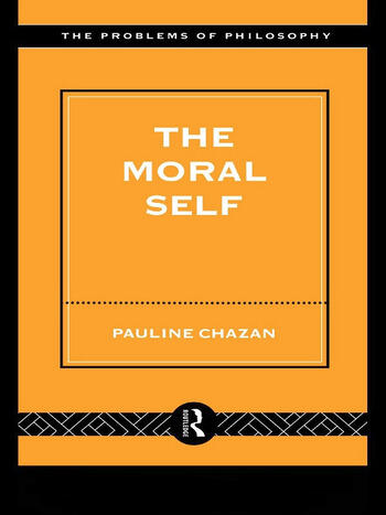 The Moral Self book cover