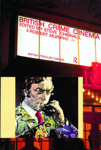 British Crime Cinema book cover
