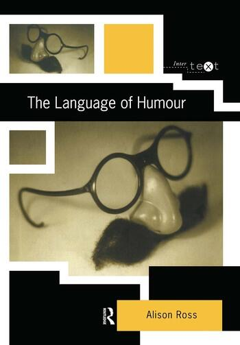 The Language of Humour book cover