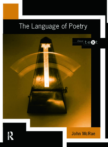 The Language of Poetry book cover