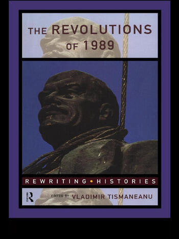 The Revolutions of 1989 book cover