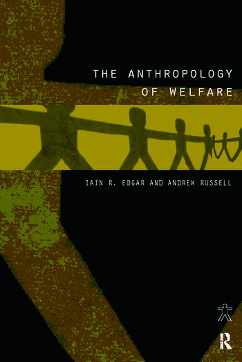 The Anthropology of Welfare book cover