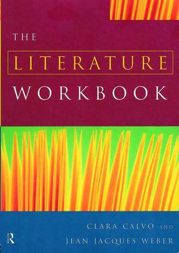 The Literature Workbook book cover