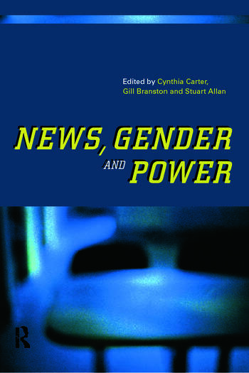 News, Gender and Power book cover