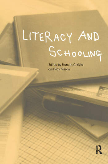 Literacy and Schooling book cover