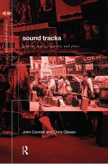 Sound Tracks Popular Music Identity and Place book cover