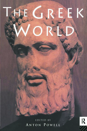 The Greek World book cover