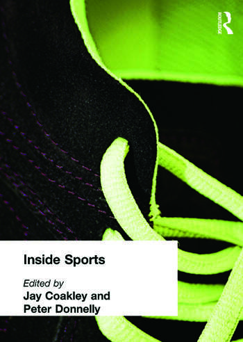 Inside Sports book cover