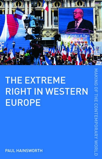 The Extreme Right in Europe book cover